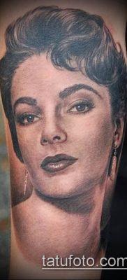 фото тату лицо (portrait tattoo) (значение) – пример рисунка – 053 tatufoto.com