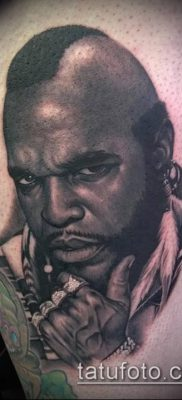 фото тату лицо (portrait tattoo) (значение) – пример рисунка – 054 tatufoto.com