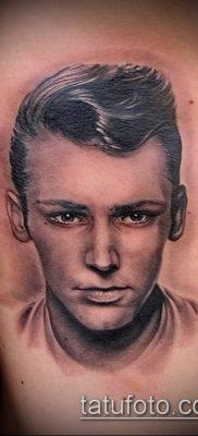 фото тату лицо (portrait tattoo) (значение) – пример рисунка – 058 tatufoto.com