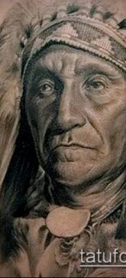 фото тату лицо (portrait tattoo) (значение) – пример рисунка – 061 tatufoto.com