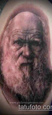 фото тату лицо (portrait tattoo) (значение) – пример рисунка – 062 tatufoto.com
