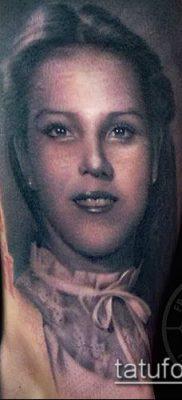 фото тату лицо (portrait tattoo) (значение) – пример рисунка – 063 tatufoto.com