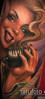 фото тату лицо (portrait tattoo) (значение) – пример рисунка – 065 tatufoto.com