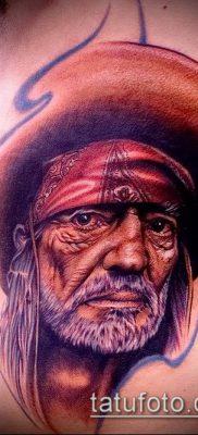 фото тату лицо (portrait tattoo) (значение) – пример рисунка – 069 tatufoto.com