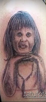 фото тату лицо (portrait tattoo) (значение) – пример рисунка – 075 tatufoto.com
