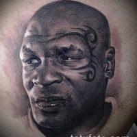 Значение татуировки лицо