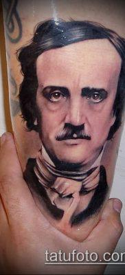 фото тату лицо (portrait tattoo) (значение) – пример рисунка – 083 tatufoto.com