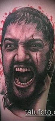 фото тату лицо (portrait tattoo) (значение) – пример рисунка – 084 tatufoto.com