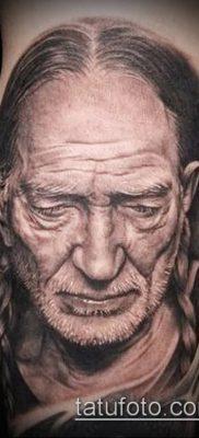 фото тату лицо (portrait tattoo) (значение) – пример рисунка – 085 tatufoto.com