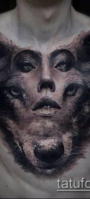 фото тату лицо (portrait tattoo) (значение) – пример рисунка – 086 tatufoto.com