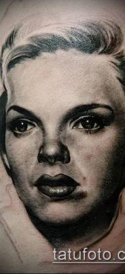 фото тату лицо (portrait tattoo) (значение) – пример рисунка – 094 tatufoto.com