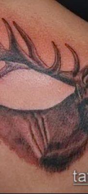фото тату лось (значение) – пример интересного рисунка тату – 019 tatufoto.com