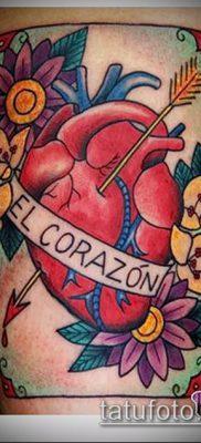 фото тату масти карт (tattoo card suit) (значение) – пример рисунка – 022 tatufoto.com
