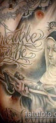 фото тату монашка (значение) – пример интересного рисунка тату – 044 tatufoto.com
