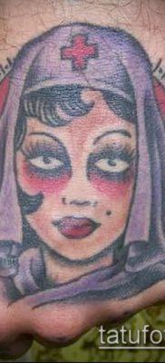 фото тату монашка (значение) – пример интересного рисунка тату – 060 tatufoto.com