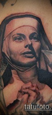 фото тату монашка (значение) – пример интересного рисунка тату – 064 tatufoto.com