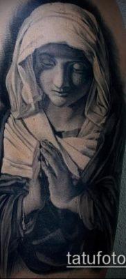 фото тату монашка (значение) – пример интересного рисунка тату – 067 tatufoto.com