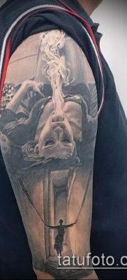 фото тату монашка (значение) – пример интересного рисунка тату – 085 tatufoto.com