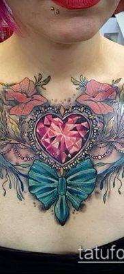 фото тату на груди (значение) – пример интересного рисунка тату – 039 tatufoto.com