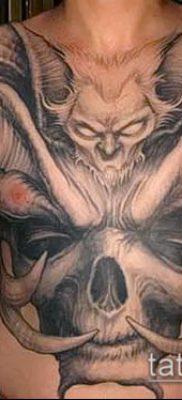 фото тату на груди (значение) – пример интересного рисунка тату – 045 tatufoto.com