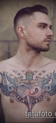 фото тату на груди (значение) – пример интересного рисунка тату – 052 tatufoto.com
