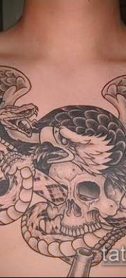 фото тату на груди (значение) – пример интересного рисунка тату – 066 tatufoto.com