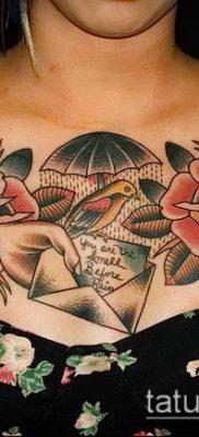 фото тату на груди (значение) – пример интересного рисунка тату – 073 tatufoto.com