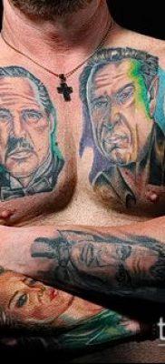 фото тату на груди (значение) – пример интересного рисунка тату – 079 tatufoto.com