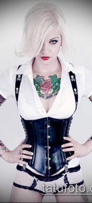 фото тату на груди (значение) – пример интересного рисунка тату – 090 tatufoto.com