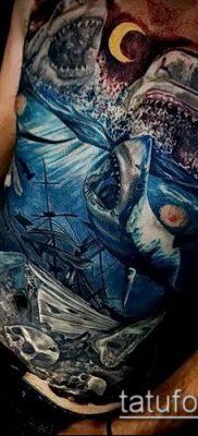 фото тату на груди (значение) – пример интересного рисунка тату – 094 tatufoto.com