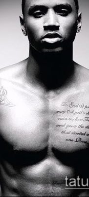 фото тату на груди (значение) – пример интересного рисунка тату – 107 tatufoto.com