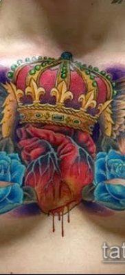 фото тату на груди (значение) – пример интересного рисунка тату – 113 tatufoto.com