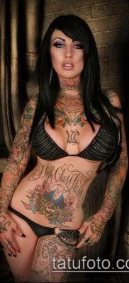 фото тату на животе (tattoo on her stomach) (значение) – пример рисунка – 003 tatufoto.com