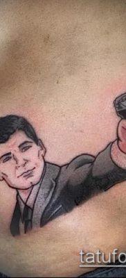 фото тату на животе (tattoo on her stomach) (значение) – пример рисунка – 058 tatufoto.com