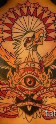 фото тату на ляжке (tattoo Masons) (значение) – пример рисунка – 028 tatufoto.com