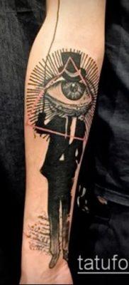 фото тату на ляжке (tattoo Masons) (значение) – пример рисунка – 039 tatufoto.com