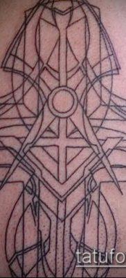 фото тату на ляжке (tattoo Masons) (значение) – пример рисунка – 048 tatufoto.com