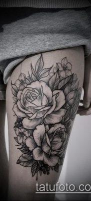фото тату на ляжке (tattoo on thigh) (значение) – пример рисунка – 034 tatufoto.com