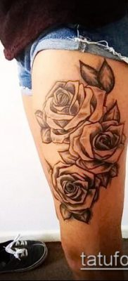 фото тату на ляжке (tattoo on thigh) (значение) – пример рисунка – 037 tatufoto.com