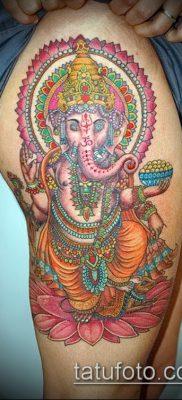 фото тату на ляжке (tattoo on thigh) (значение) – пример рисунка – 050 tatufoto.com