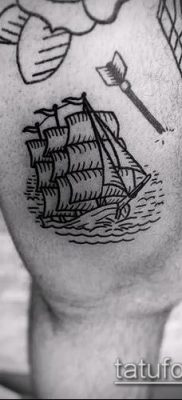 фото тату на ляжке (tattoo on thigh) (значение) – пример рисунка – 058 tatufoto.com