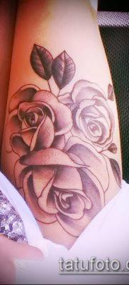 фото тату на ляжке (tattoo on thigh) (значение) – пример рисунка – 064 tatufoto.com