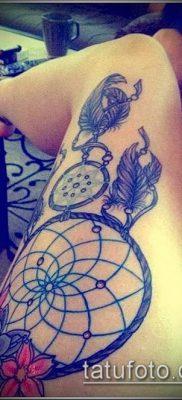 фото тату на ляжке (tattoo on thigh) (значение) – пример рисунка – 066 tatufoto.com