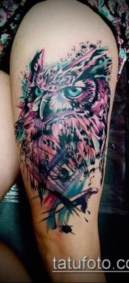 фото тату на ляжке (tattoo on thigh) (значение) – пример рисунка – 068 tatufoto.com