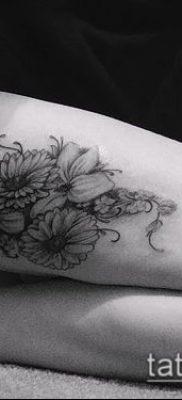 фото тату на ляжке (tattoo on thigh) (значение) – пример рисунка – 075 tatufoto.com