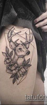 фото тату на ляжке (tattoo on thigh) (значение) – пример рисунка – 076 tatufoto.com