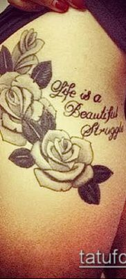 фото тату на ляжке (tattoo on thigh) (значение) – пример рисунка – 089 tatufoto.com