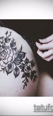 фото тату на ляжке (tattoo on thigh) (значение) – пример рисунка – 095 tatufoto.com
