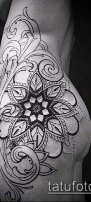фото тату на ляжке (tattoo on thigh) (значение) – пример рисунка – 098 tatufoto.com
