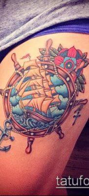 фото тату на ляжке (tattoo on thigh) (значение) – пример рисунка – 102 tatufoto.com